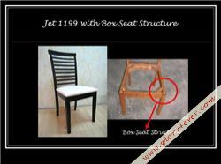 JET1199 V BOX SEAT STRUCTURE